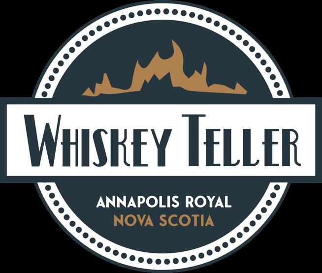 Whiskey Teller, Annapolis Royal NS